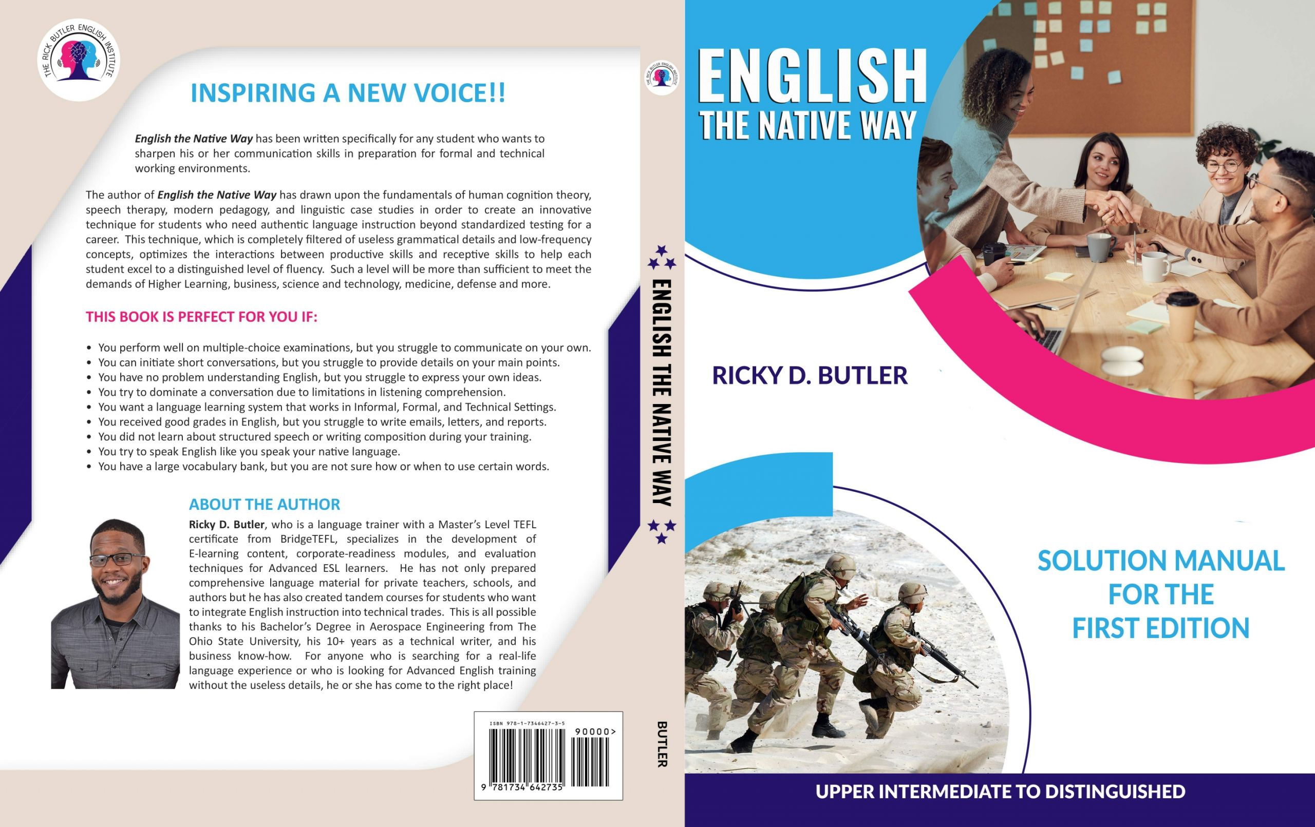 %Professional english courses in UAE %The Rick Butler